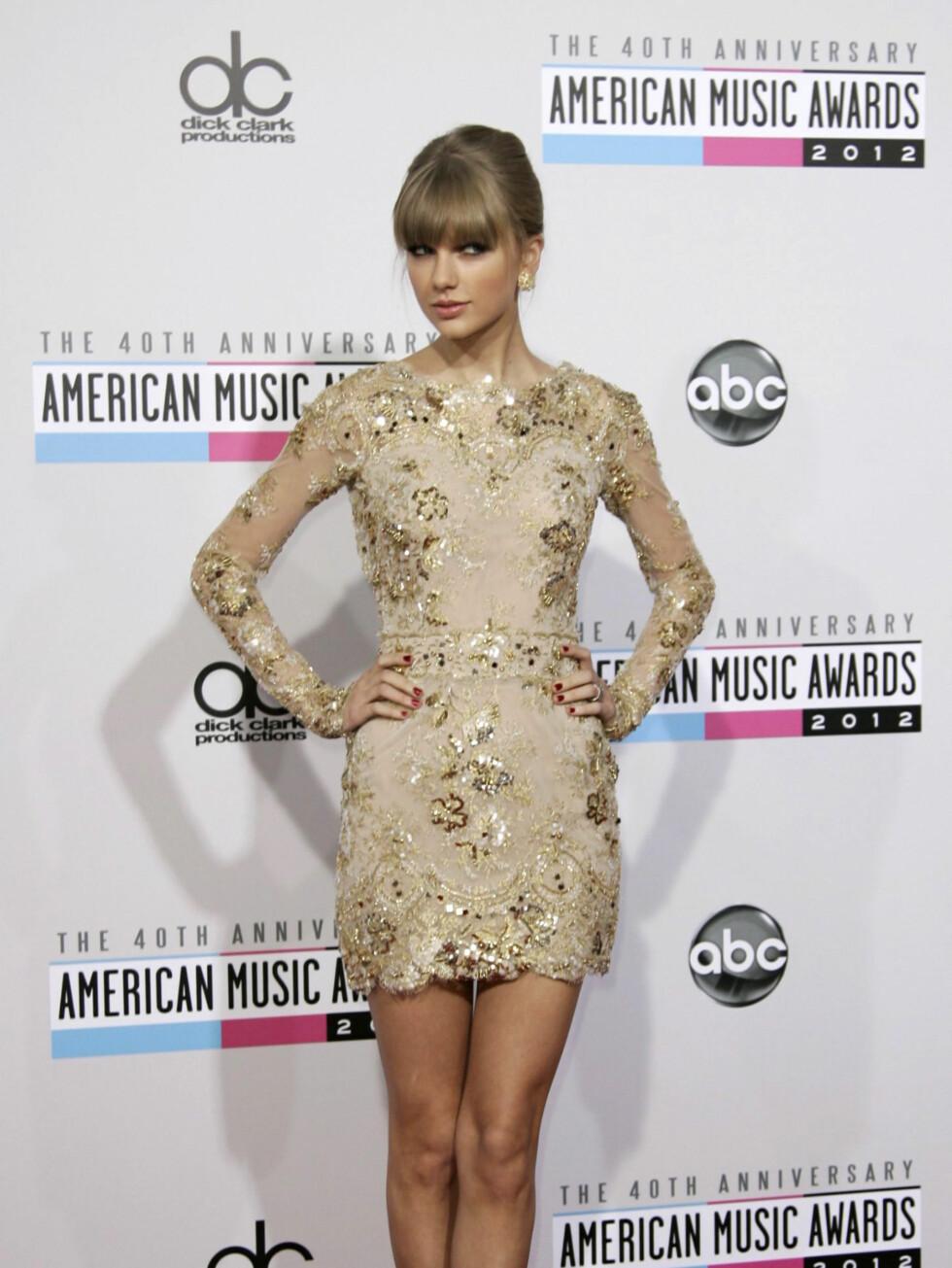 Sangeren Taylor Swift. Foto: NTBScanpix