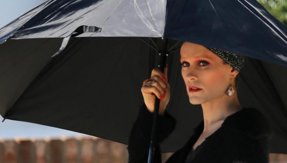 KVINNELIG: Den amerikanske skuespilleren er nesten ikke til å kjenne igjen i rollen som den HIV-positive transvestitten Rayon i filmen «The Dallas Buyers Club». Foto: All Over Press