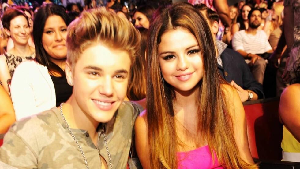 SLETTER SPOR ETTER KJÆRESTEN: Justin Bieber har bestemt seg for å fjerne eks-kjæresten Selena Gomez' navn fra hitlåten «Beauty and A Beat». Foto: All Over Press