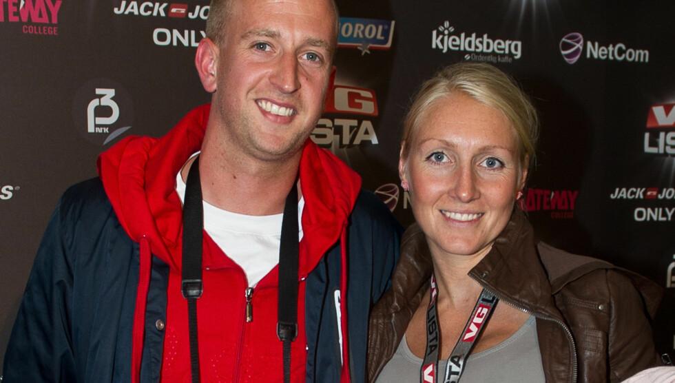 BLIR FORELDRE IGJEN: Gunnar Greve og hans kone Helene Ree kan glede seg over at de snart blir foreldre for andre gang. Foto: Stella Pictures