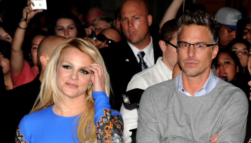 AVLYSER BRYLLUPET?: Drømmen om et vinterbryllup skal nå være over for Britney Spears og Jason Trawick ifølge Radaronline.com. Foto: All Over Press