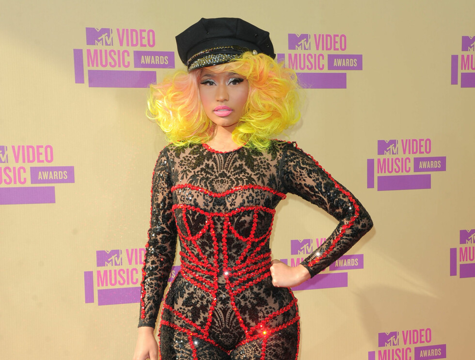 Nicki Minaj at The 2011 MTV Video Music Awards held at Staples Center in Los Angeles, California on September 06,2012                                                                   Copyright 2012  Debbie VanStory / iPhotoLive.com  CODE: 4070 COPYRIGHT  Foto: Stella Pictures