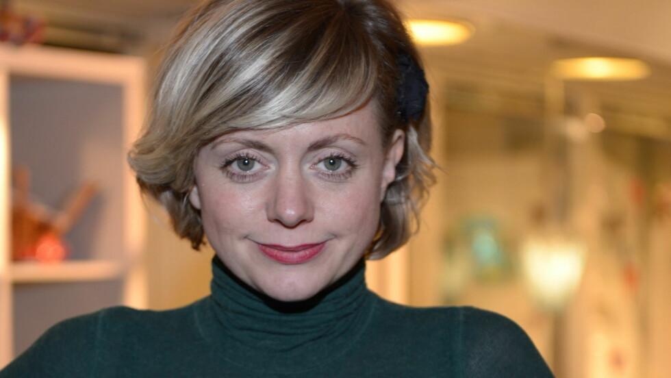 """PLATEAKTUELL: Hilde Louise Asbjørnsen er ute med sin nyeste plate """"Månesjuk"""" som hun beskriver som både en hyllest og en bønn om å slippe unna.  Foto: FameFlynet"""