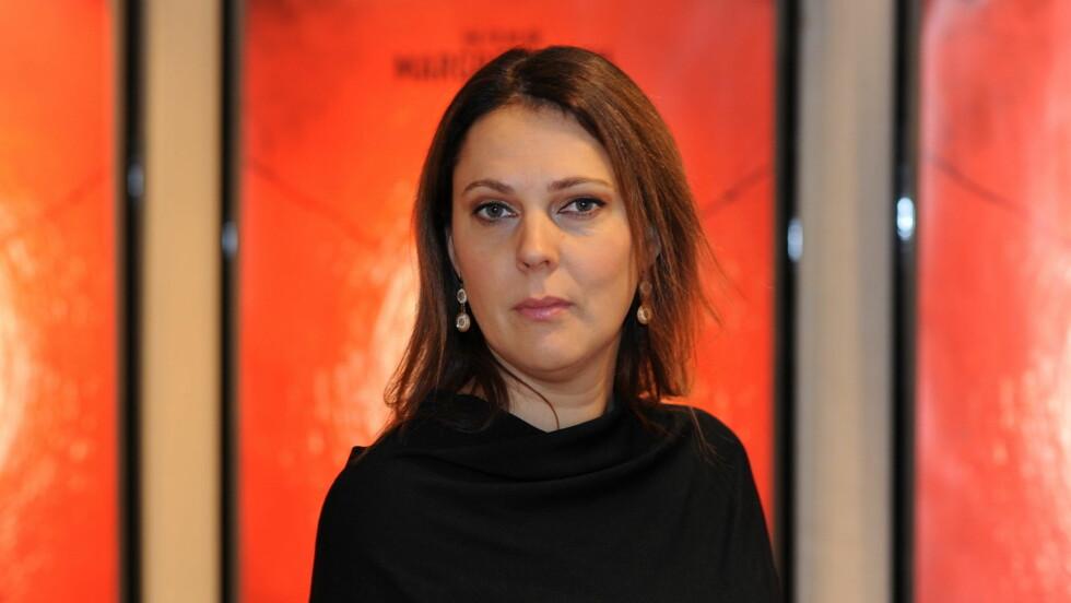 ÅPEN: Margreth Olin er redd for ensomheten. Foto: FameFlynet