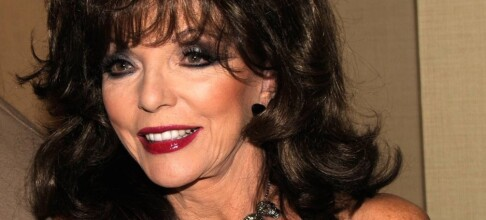 Joan Collins (79) klar for Dynastiet-comeback
