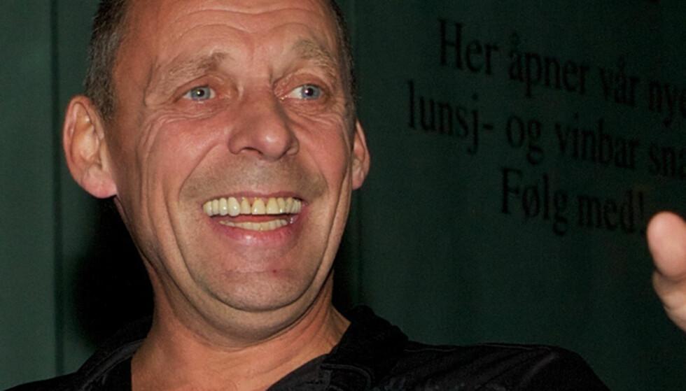 BRYR SEG IKKE OM SPØKEN: Rune Rudberg sier til Seoghør.no at han ikke bryr seg om den falske farsdagshilsenen som nå spres på nettet. Foto: FAME FLYNET