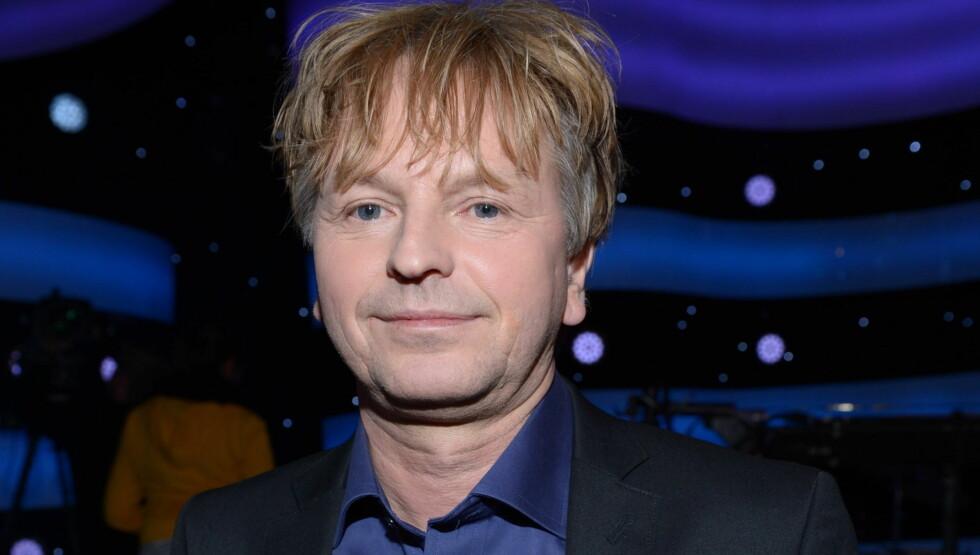 DOMMER: I 2003 sa «Idol»-dommer Evenrud til Kurt Nilsen at han «ikke var noe popstjernemateriale» - noe han har fått mye tyn for i ettertid. I disse dager er han igjen aktuell som dommer - i NRK-showet «Stjernekamp». Foto: Stella Pictures