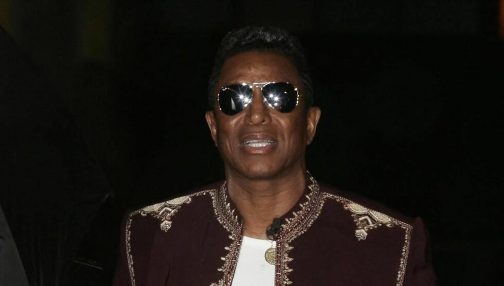 OVERRASKER: Jermaine Jackson ønsker å kvitte seg med det berømte Jackson-etternavnet. Foto: stella