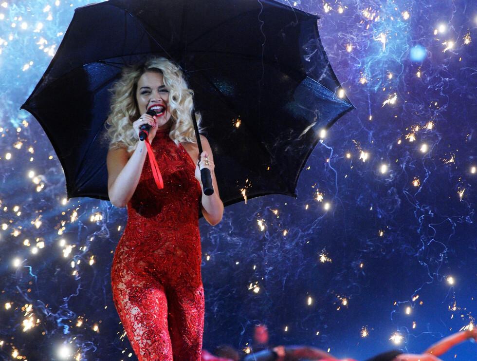 MTV EMA: Rita Ora Foto: All Over Press