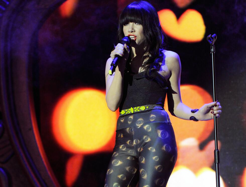 MTV EMA: Carly Rae Jepsen Foto: All Over Press
