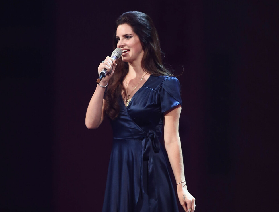 MTV EMA: Lana Del Rey Foto: All Over Press
