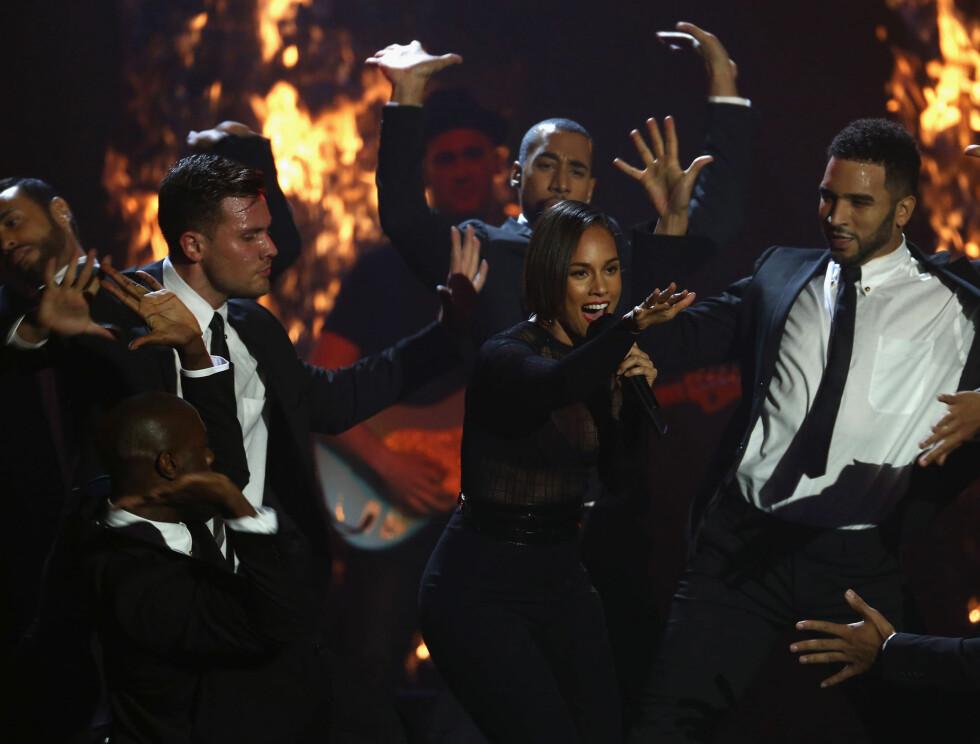 MTV EMA: Alicia Keys Foto: All Over Press