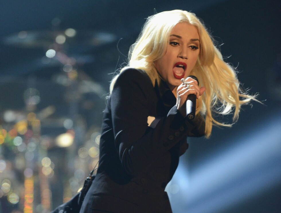 MTV EMA: Gwen Stefani Foto: All Over Press