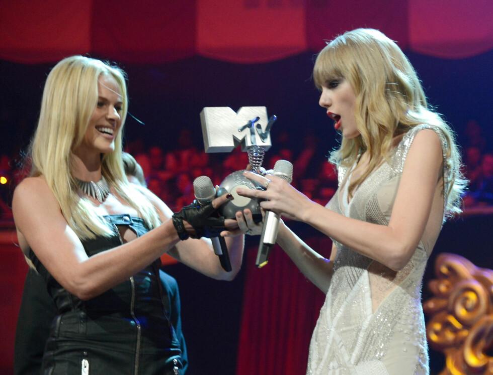 MTV EMA: Taylor Swift Foto: All Over Press