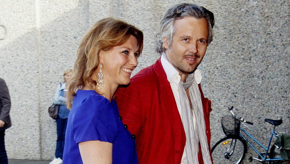 HYLLER PRINSESSEN: Ari Behn hyller Märtha for den friheten hun har gitt ham. Foto: NTB scanpix