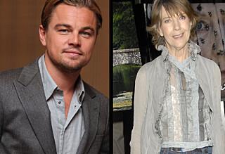 Eileen (78) sa nei til å kysse DiCaprio