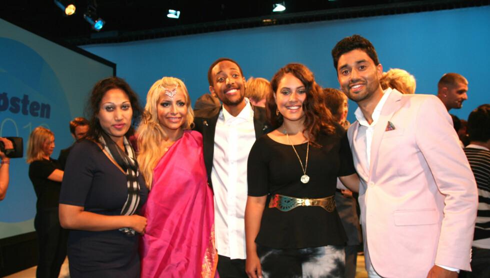 NY RUNDE: Noman Mubashir tar snart med seg nye kjendiser på tur.  Foto: Thomas Horni / Seoghør.no