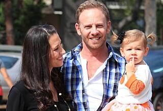 «Beverly Hills 90210»-kjekkasen blir pappa