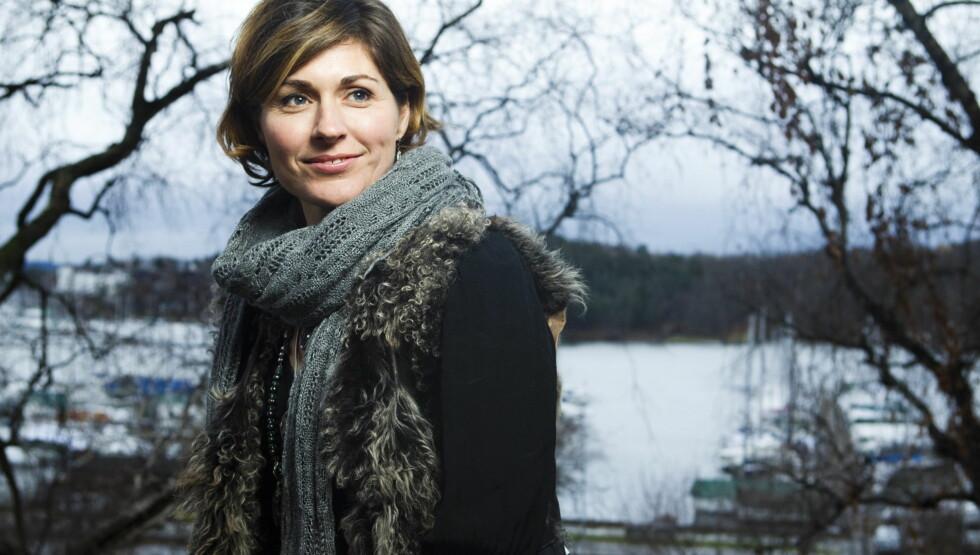 NORGE: Etter mange år i København markerer nå endelig sangfuglen at hun er tilbake igjen i Norge, ved å selge luksusvillaen i Danmark. Foto: Berit Roald/Scanpix