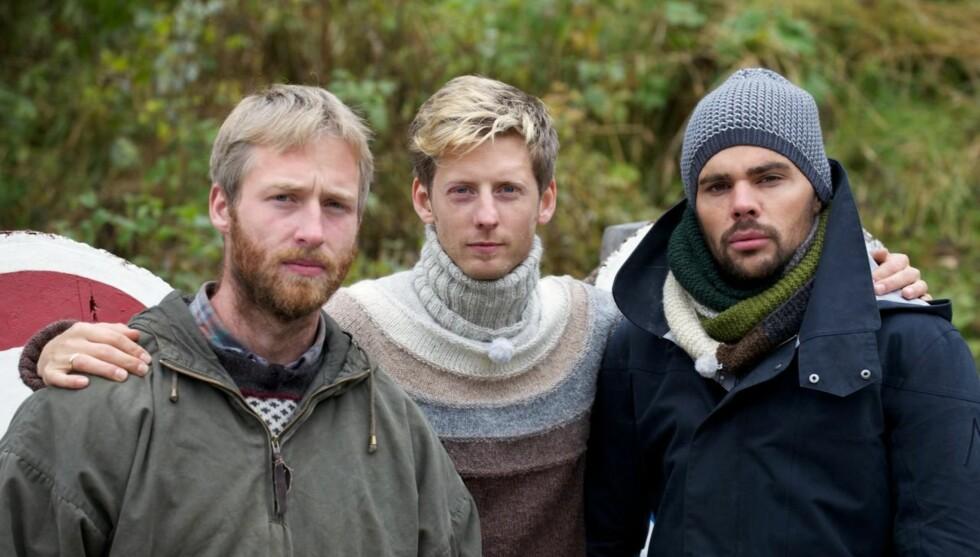 UTE AV FARMEN: Andreas Nørstrud ble søndag sendt hjem av sin overmann Jon Lundemoen.  Foto: TV 2