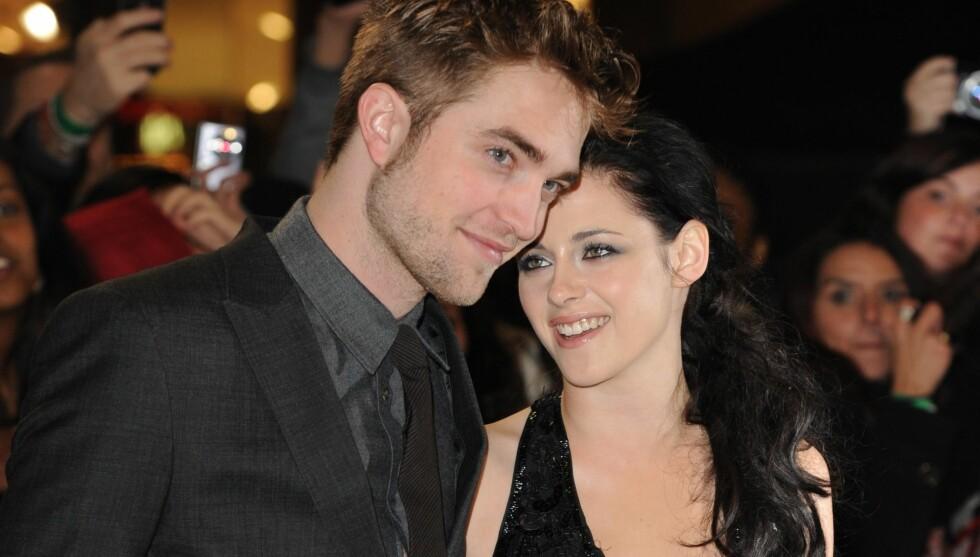 DET BLIR MER «TWILIGHT»: Men det er ikke sikkert at stjerneparet Kristen Stewart og Robert Pattinson blir med videre.