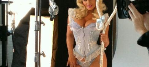 Coco Austin klar for Las Vegas
