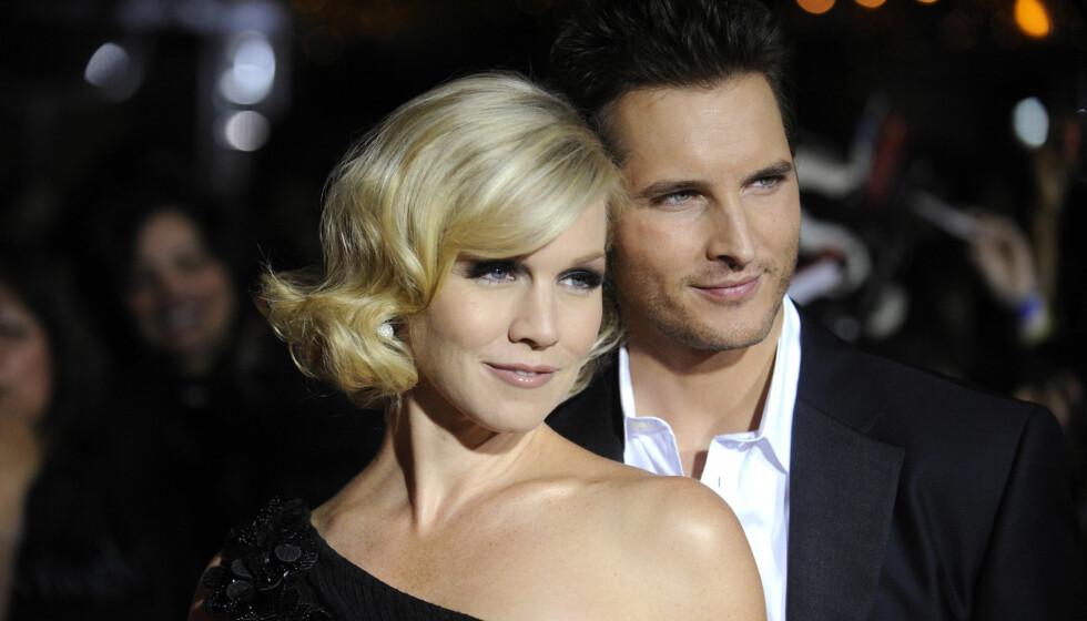 SLUTT: Etter 11 års ekteskap gikk Jennie Garth og Peter Facinelli fra hverandre. Foto: Stella Pictures