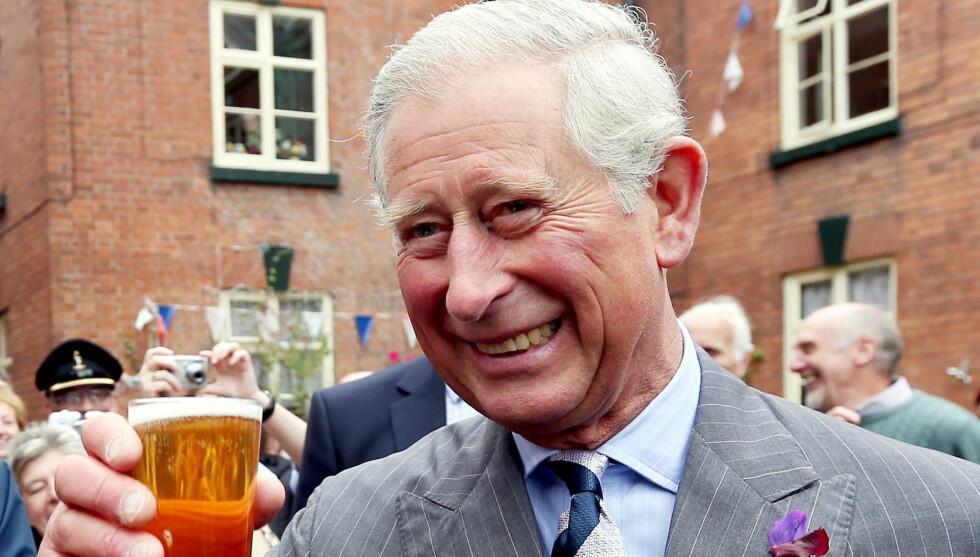 REDDET AV MAKTA: Prins Charles kan puste lettet ut. Regjeringsadvokaten sørget for at offentligjøringen av hans hemmelige brev ble blokkert.  Foto: All Over Press