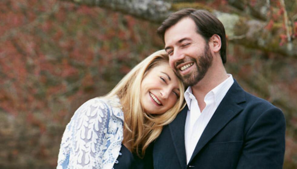 BRYLLUPSFEBER: Kronprins Guillaume og grevinne Stephanié de Lannoy gifter seg i Luxembourg den 19. og 20. oktober. Foto: Kongehuset