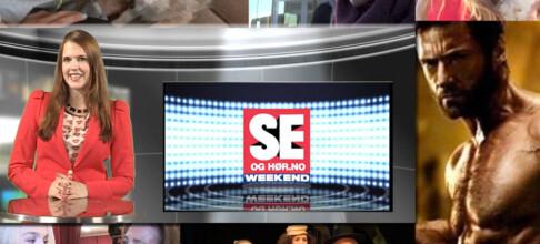Nå kan du få med deg ukens splitter nye Weekend TV