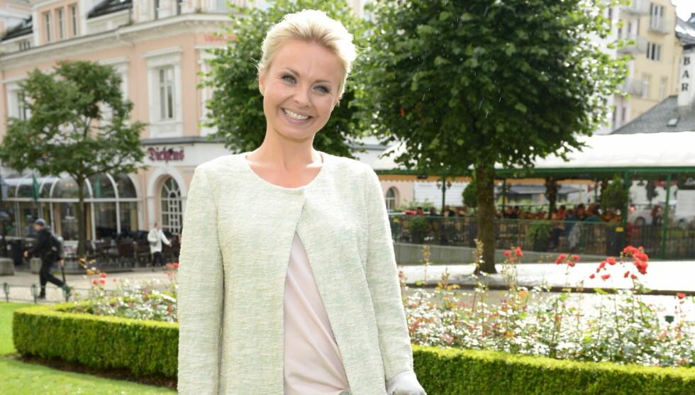 IKKE OVERBEVIST: I begynnelsen syntes Sveberg at det som skulle vise seg å bli ektemannen hennes var en stor gjøk. Foto: Stella Pictures