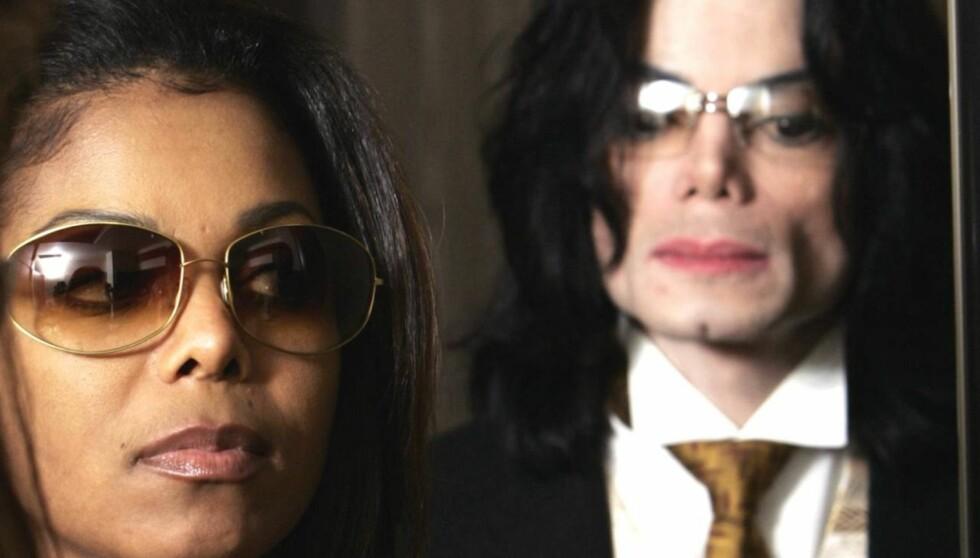 BLE UTSATT: Begravelsen til Michael Jackson skal ha blitt utsatt i nesten tre måneder. Grunnen skal ha vært søsteren Janet, hevdes det i en ny bok. Foto: AP/Scanpix