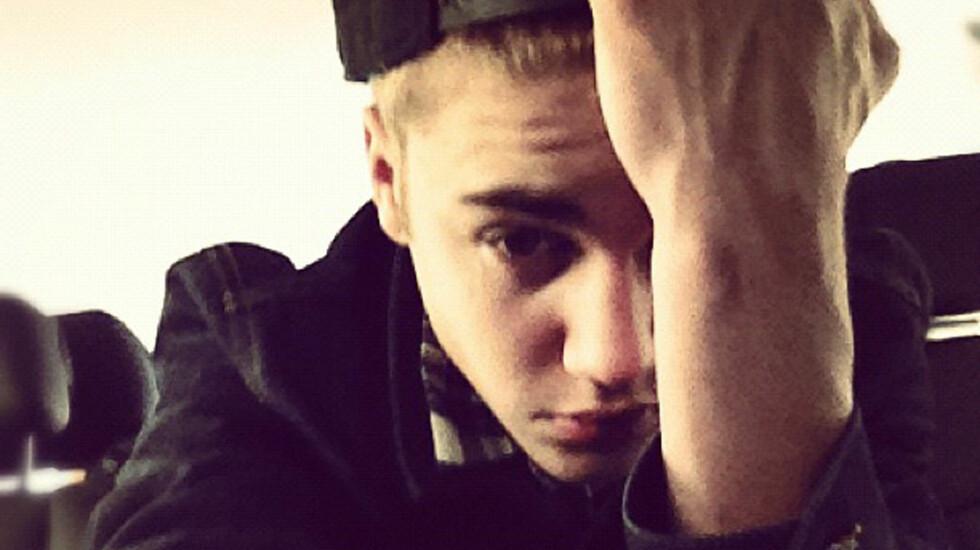 FORTVILET: Justin Bieber er fortvilet etter at hans personlige PC og kamera har blitt stjålet. Foto: DISTR. STELLA PICTURES