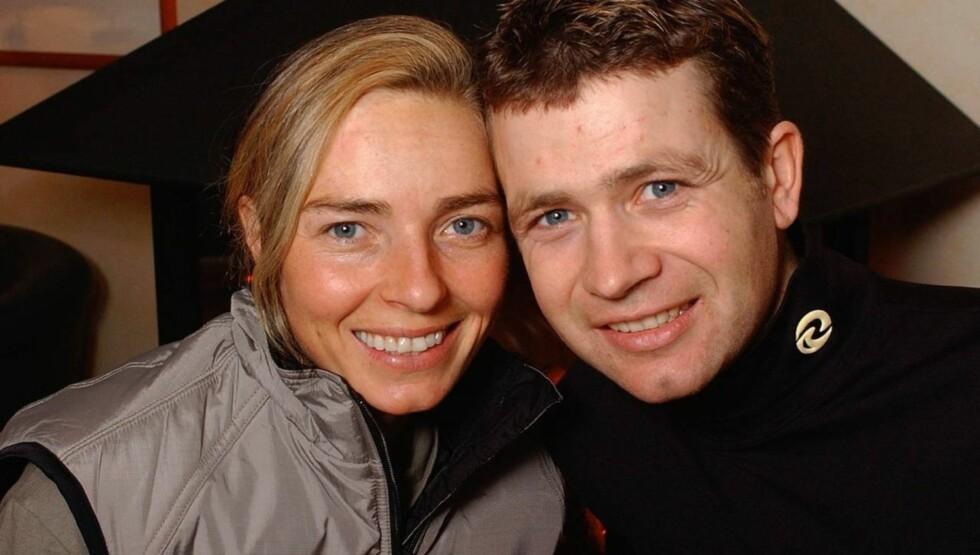 SKILLER SEG: Ole Einar og kona Nathalie er separert etter seks års ekteskap. Foto: SCANPIX