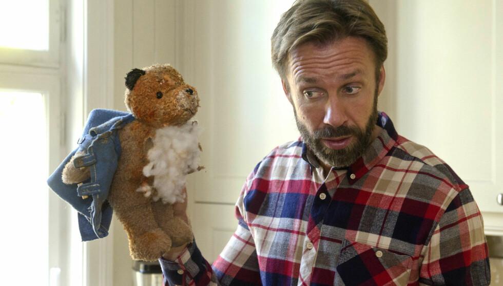 HELT PERFEKT: Thomas Giertsen gjør det godt med «Helt perfekt» på TVNorge.