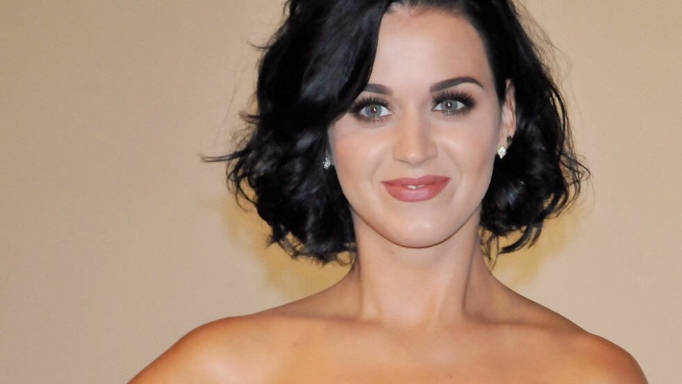 IKKE TRIST: Katy Perry markerer toårsdagen etter bryllupet med Russel Brand med en stor skilsmissefest. Eks-mannen er ikke invitert.  Foto: Fame Flynet