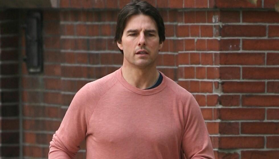 ØDELEGGENDE: Tom Cruise spør seg selv om forholdene hans har tatt slutt på grunn av religionen. Foto: All Over Press