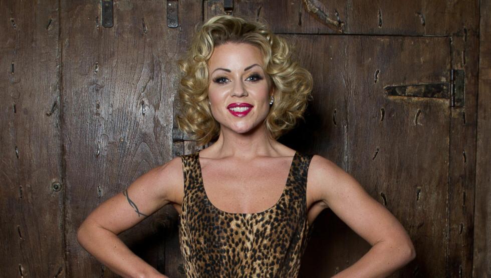 PUNGET UT: Lene Alexandra sier hun brukte omkring 130.000 kroner på håret sitt i året. Foto: Stella Pictures
