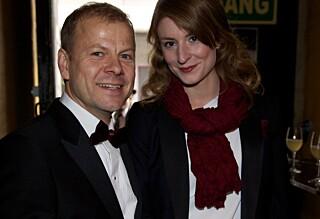 SV-Heikki (40) giftet seg på rockeklubb