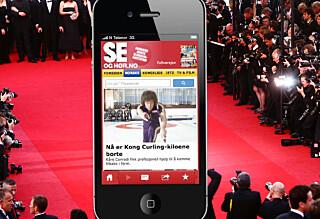 Last ned Seoghør.nos nye mobilapp