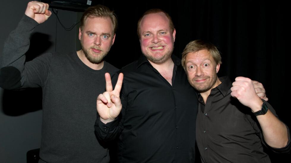 ÅRETS RADIONAVN: Radioresepsjonen er nominert til Årets radionavn 2012. Foto: Stella Pictures