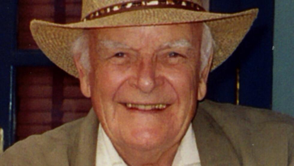 SÅPESKUESPILLER: Ingle spilte rollen som Mickey Horton i serien «I gode og onde dager».