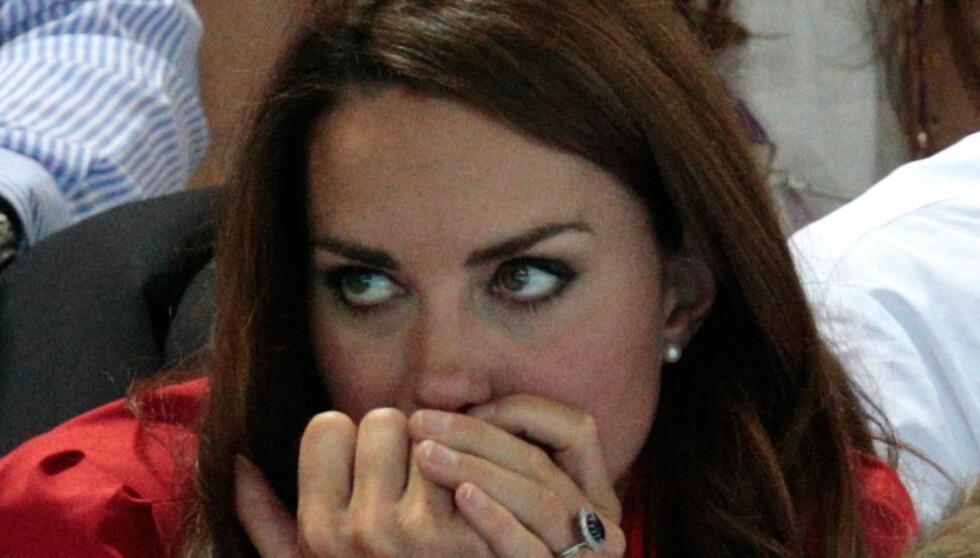 NAKENSKANDALE: Kate Middleton har fått mye å gruble over, etter at et fransk blad trykte toppløse bilder av henne som ble tatt i skjul på lang avstand. Foto: All Over Press