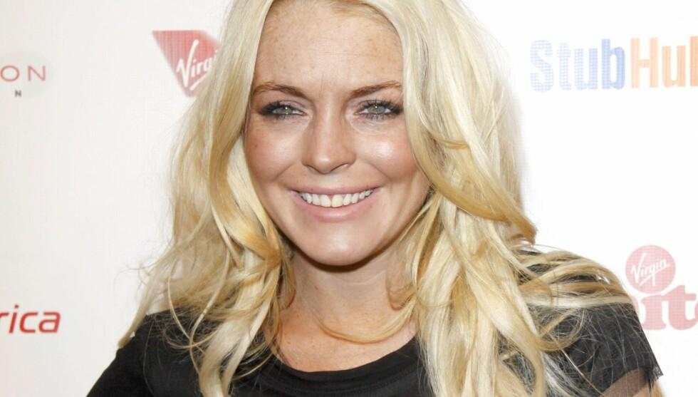 IRRITERT: Lindsay Lohan synes det er urettferdig at skuespillerkollega Amanda Bynes ikke blir kastet i fengsel for sine ugjerninger - når hun har blitt det. Foto: Stella Pictures