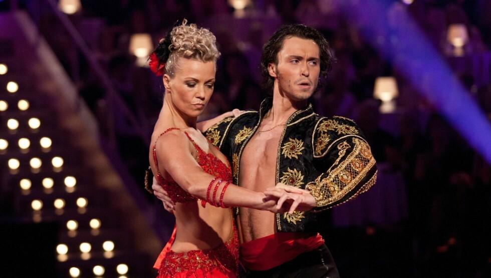 DANSET: I fjor svingte Kari Traa seg på parketten på TV 2-showet «Skal vi danse».  Foto: Stella Pictures