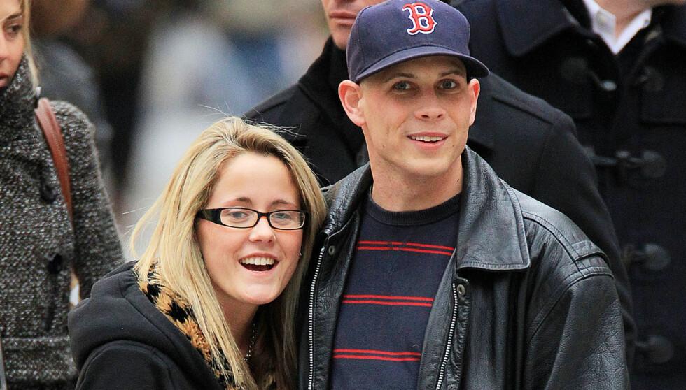 BESØKSFORBUD: Gary Head får ikke lov til å kontakte Jenelle Evans på ett år, etter at han forsøkte å kvele henne med et laken. Foto: All Over Press