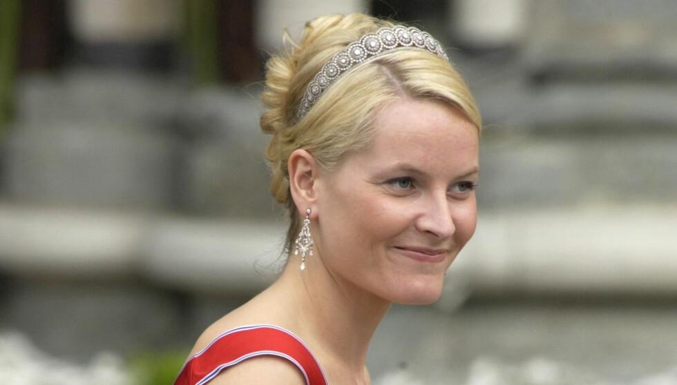 GUDMOR: Kronprinsesse Mette-Marit har takket ja til å være gudmor for Viking Princess. Foto: Se og Hør