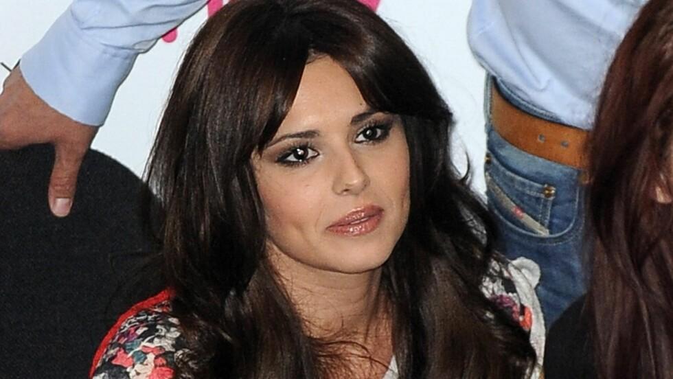 I ULYKKE: Onsdag krasjet bilen Cheryl Cole kjørte fra musikkstudioet.  Foto: FameFlynet