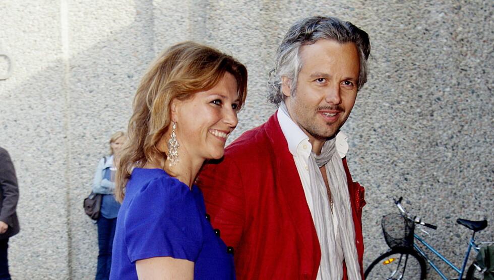 REISEKLARE: Prinsesse Märtha Louise og Ari Behn flytter straks til London.  Foto: NTB scanpix