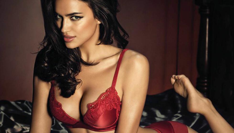 MEST SEXY: Nettstedet Egotastic mener Shayk er den mest sexy modellen for tiden. Foto: FameFlynet